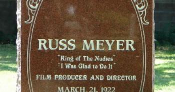 Russ Meyer Grav