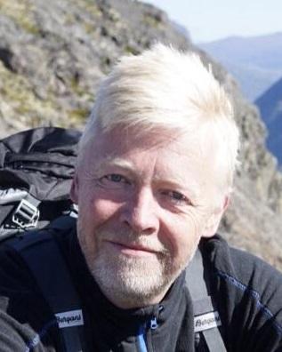 Jørn Roald Willie fra aksjonsgruppen «nei til fjordkryssing via Jeløy»
