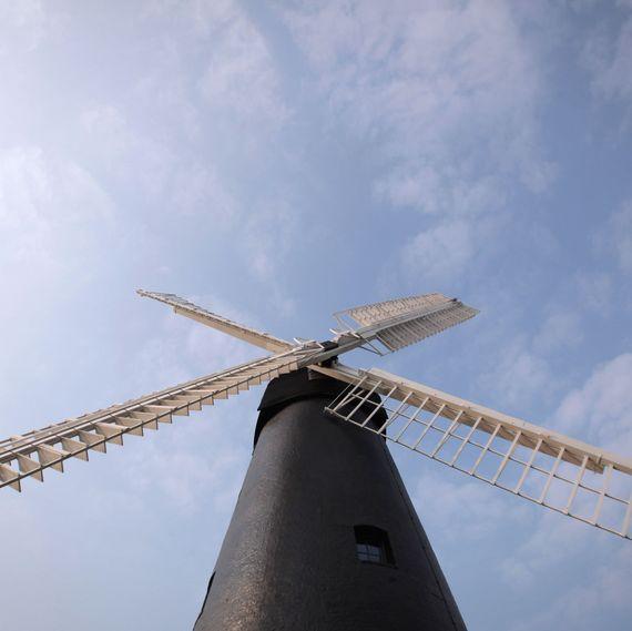 BRIXTON vindmølle, LONDON