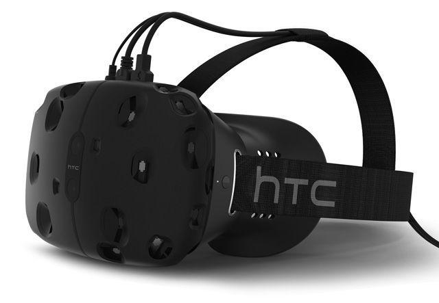 Valve and HTC's Vive