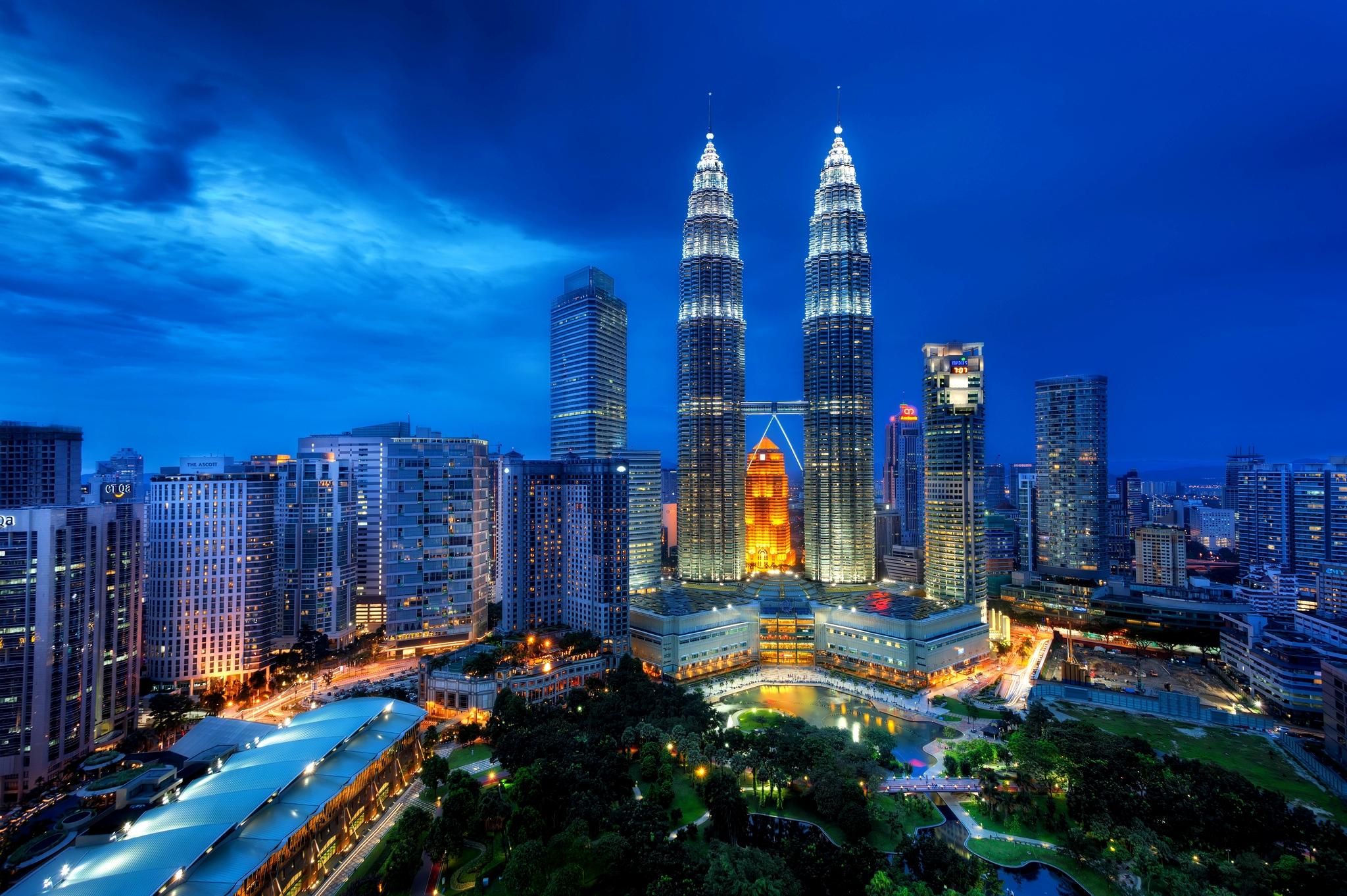 Petronas tvilling tårn