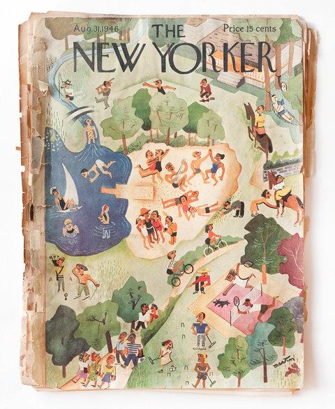 Verdens mest delte magasin utgave