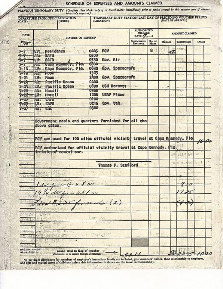 when-buzz-aldrin-returned-from-the-moon-he-had-to-fill-out-a-customs-form-2