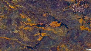 23°09′32″N 102°44′41″E.: 1300 år gamle risåkre i Yuanyang County, Yunnan, China